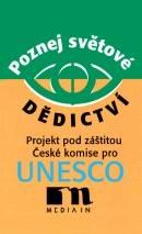 Logo výstava Poznej světové dědictví UNESCO