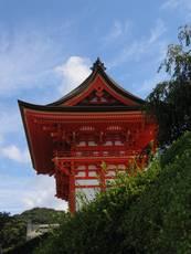 Kjóto - chrám Kijomizudera