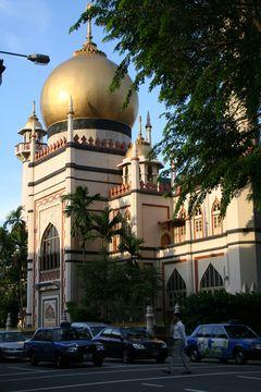 Sultánova  mešita