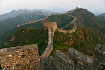 Opravdu dlouhá Dlouhá zeď