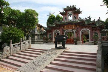 Shromažďovací dům čínské kongregace, Hoi An