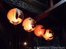 Japonské lampiony