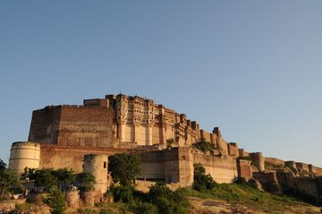 Pevnost, Džódhpur