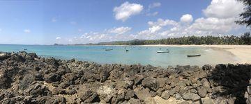 Liduprázdné pláže Ngapali