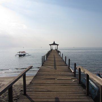 Molo, východní Jáva