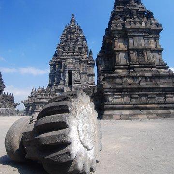 Chrámy Prambananu