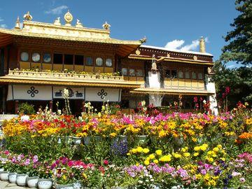 Letní palác dalajlamy Norbulinka, Lhasa
