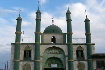 Mešita v Turfanu