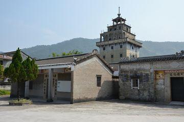Věž v Chikanu