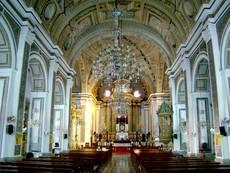 Barokní katedrála v Manile