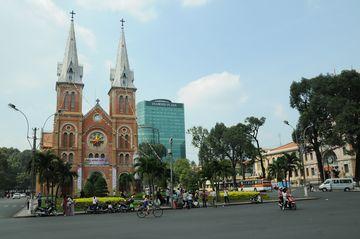 Katedrála Notre Dame, Saigon