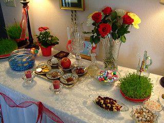 Perský nový rok
