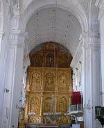 Zlatý oltář katedrály Sé, Góa