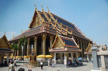 Chrám Wat Phra Keo, Bangkok