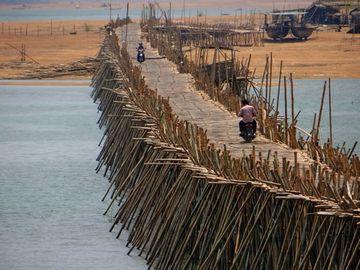 Bambusový most