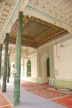 Mešita Id Kah v Kašgaru
