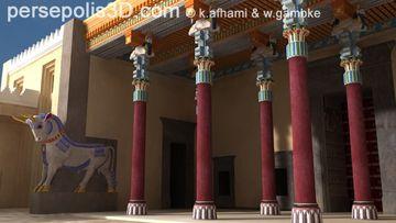 Persepolis Reconstruction