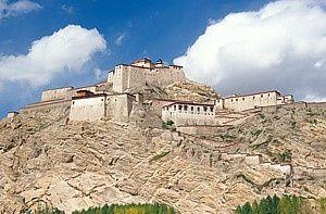 Pevnost Gjance