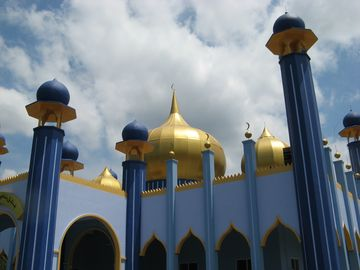 Mešita v Jerantutu