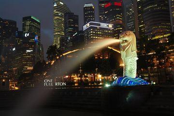 Symbol Singapuru – Merlion