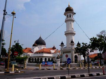 Mešita Kapitan Keling na Penangu