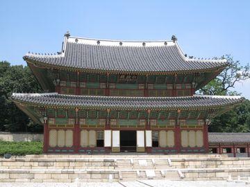 Palác Čchangdokkung