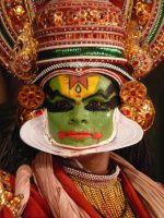 Tanečník kathakali