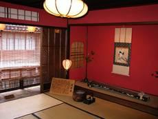 Kanazawa - v tradičním domě gejš