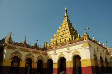 Pagoda Mahamuni Paya, Mandalaj