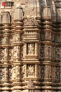 Jemná kamenná krajka - umění starých Indů