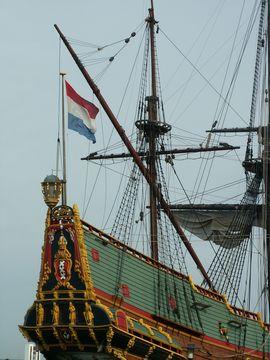 Replika lodě Batavia