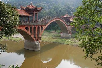 Most v Leshanu