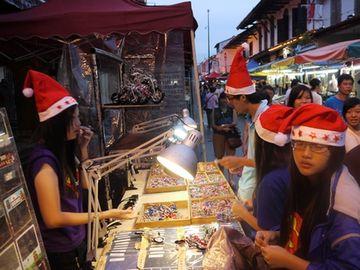 Vánoce v Asii