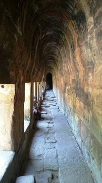 Chodba - Preah Vihear
