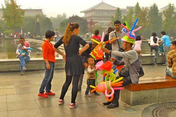 Prodej balónků pro radost nejen dětí