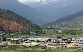 Přílet do Káthmándú