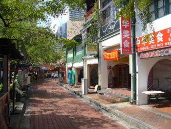 Restaurace v Marina Bay