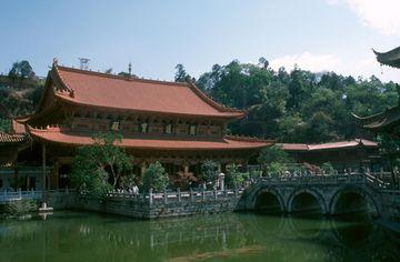 Klášter v Kunmingu