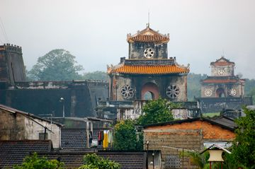 Zakázané město v Hue
