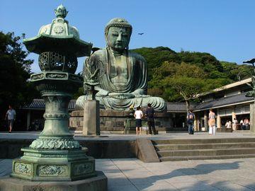 Velký Buddha v Kamakuře
