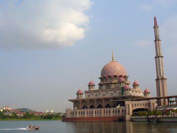 Mešita v Putradžáji