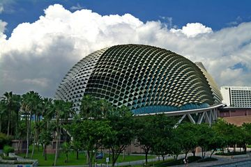 Esplanade – kulturní centrum Singapuru