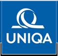 Logo UNIQA, a. s.