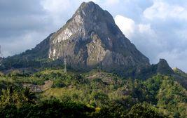 Hory středního Sulawesi