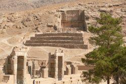 Královská hrobka v Persepoli