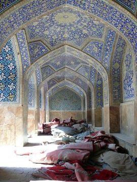 Imámova mešita, Esfahán