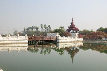 Královský palác v Mandalaji