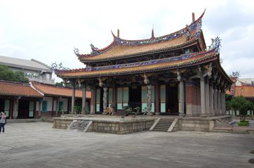 Konfuciův chrám, Taipei