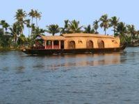 Hausbót v Kérale