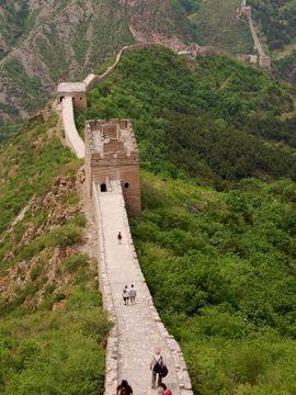 Dlouhá zeď